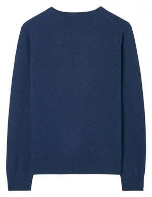 Zils vilnas vīriešu džemperis GANT