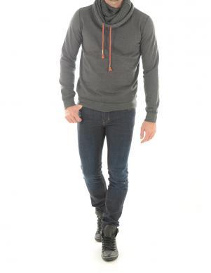 GUESS vīriešu stilīgs pelēkas krāsas džemperis