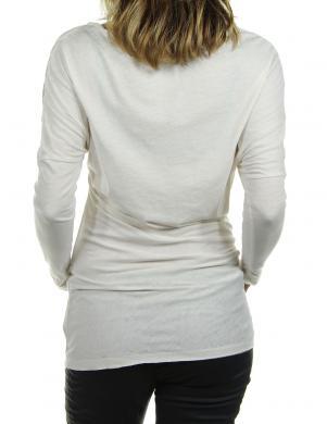 GUESS skaista baltas krāsas sieviešu blūze