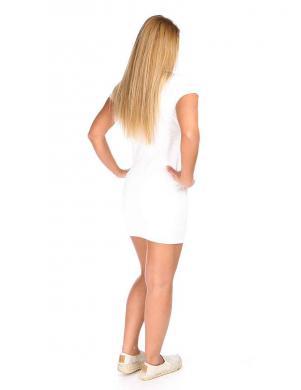 GUESS balta īsa kleita