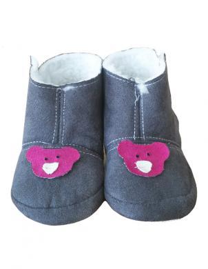 LAFEL bērnu pelēkas krāsas apavi