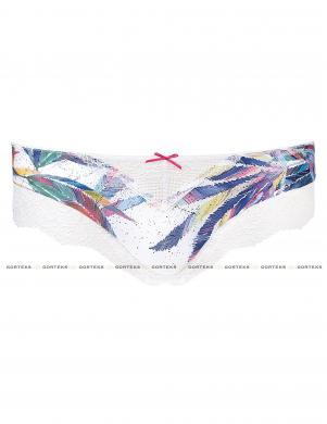 GORTEKS krāsainas sieviešu apakšbikses-šorti SALMA