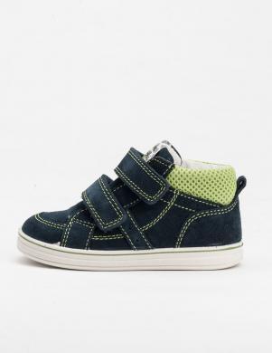 LURCHI BY SALAMANDER bērnu zili zamšādas sporta stila apavi