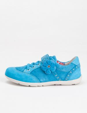 LURCHI BY SALAMANDER zili bērnu ādas apavi