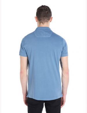 DIESEL kokvilnas vīriešu ar īsām piedurknēm krekls T-ALEX