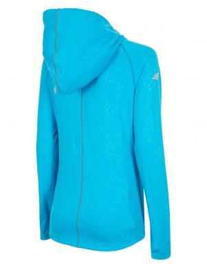 4F sieviešu sporta krekls ar kapuci