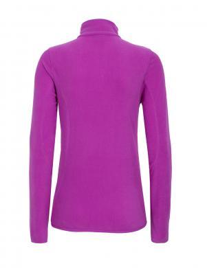 4F violetas krāsas sieviešu džemperis