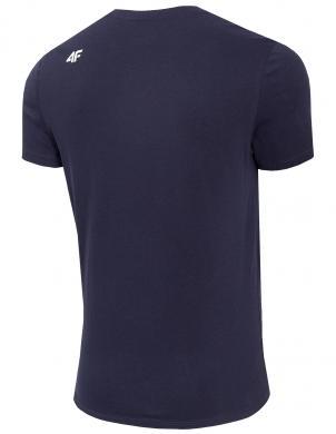 Vīriešu tumši zils krekls TSM031 4F