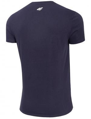 Vīriešu tumši zils krekls TSM033 4F