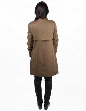 RICHMOND X haki krāsas stilīgs sieviešu mētelis