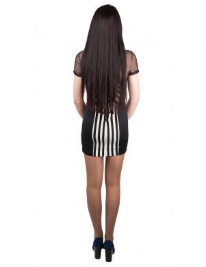 RICHMOND DENIM seksuāla figūru izceļošā sieviešu kleita