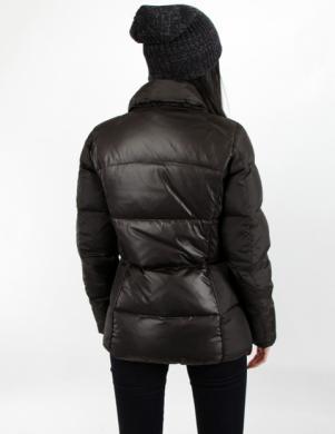 GEOX tumši krāsas dūnu sieviešu jaka