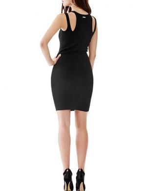 GUESS melna sieviešu kleita