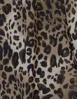 Leoparda kažokādas raksta kardigans TAMARIS