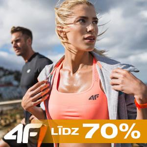 4F sporta apģērbs